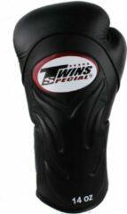 Twins Special™ - bokshandschoen - BGVL-6 - Zwart -10oz
