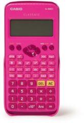 Roze Casio FX-82EX-PK wetenschappelijke rekenmachine