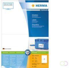 3erma premium etiketten 210x148 200 vel DIN A4 400 stuks 4628