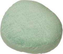 Groene Form-Fix Voedingskussenhoes - Hoes voor Sit Fix XL - 100% katoen en comfortabel badstof - Mint