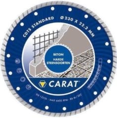 Carat DiamantzaagbladCDTS Standard 180x22.2