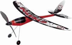 Zwarte Günther Vrije Vlucht Vliegtuig Günther Flugspiele Stratos 1629