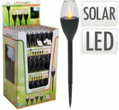 Grijze Nampook Solarlamp dia 6cm