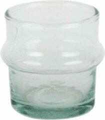 Naturelkleurige Household Hardware Likeurglaasjes - set van 6 - recycled glas