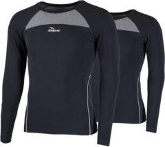 Zwarte Rogelli Core Undershirt Fietsshirt - Maat XXL - Mannen - zwart