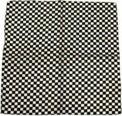 Zac's Alter Ego Bandana Checkered Wit/Zwart