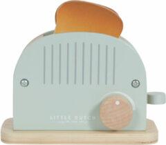 Little Dutch Houten Broodrooster met Accessoires 10-delig