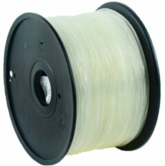 Gembird3 3DP-ABS3-01-TR - Filament ABS, 3 mm, transparant