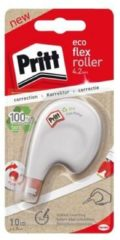 Pritt Correctieroller eco flex roller 4.2 mm Wit 10 m 1 stuks