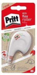 Pritt Correctieroller eco flex roller 4.2 mm Wit 10 m 1 stuk(s)