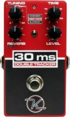 Keeley 30ms Automatic Double Tracker met reverb
