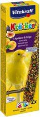 Vitakraft Kanarie Kracker 2 stuks - Vogelsnack - Fruit