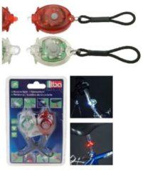 Basic Fietslampje Set van 2 Stuks