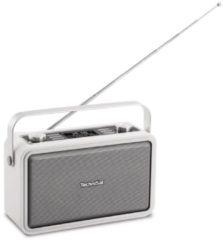 TechniSat Digitradio 225 Tragbar Analog & digital Silber - Weiß Radio 0001/4986