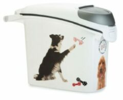 Curver Voedselcontainer Hond Wit 15 liter