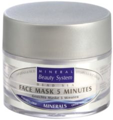 MINERAL Beauty System MBS Gesichtsmaske