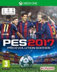 Konami Pro Evolution Soccer 2017 Xbox One