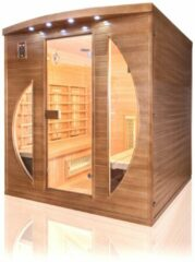 Maison Home Maison's Sauna - Sauna - Infrarood sauna - 4 persoons - 200x185x185cm