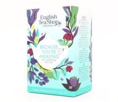 English Tea Shop Because You're Amazing Bio (20bui)
