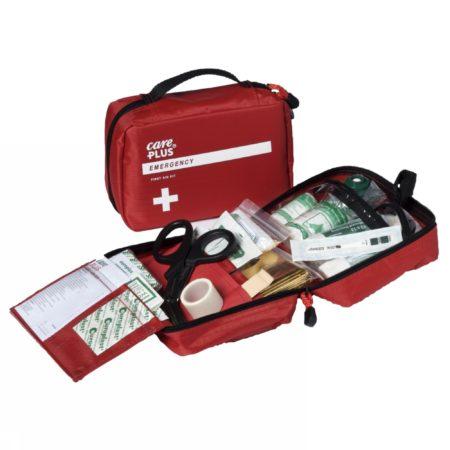 Afbeelding van Care Plus EHBO set - First Aid Kit Emergency - EHBO kit ideaal voor tijdens het reizen