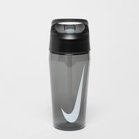 Grijze Nike Hypercharge Straw Bottle 0.7L - Unisex Sport Accessoires