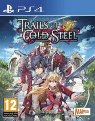 The Legend Of Heroes: Trails Of Cold Steel 2 Ps4 Game
