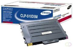 Rode SAMSUNG CLP-510D tonercartridge magenta standard capacity 5.000 paginas 1-pack
