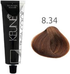 Keune - Tinta Color - 8.34 - 60 ml
