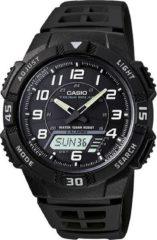 Casio AQ-S800W-1BVEF Analoog Horloge Kunsthars Black