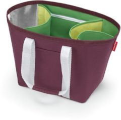 Reisenthel Re-Shopper 1 Boodschappentas - Shopper - Recycled materiaal PET - 25L - Aubergine Paars