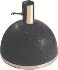 Esschert design Parasolvoet graniet zwart klein
