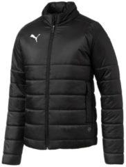 Daunenjacke Liga Casuals Padded Jacket 655301-01 mit perfekter Isolierung Puma Puma Black-Puma White