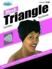 Zwarte Dream World Dream Mesh Triangle