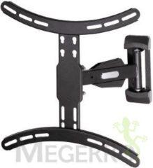 Zwarte Hama Full Motion XL TV Beugel - Geschikt voor 43 t/m 55 inch - TV Beugel