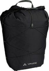 Vaude - Aqua Back Light - Bagagedragertas maat 48 l, zwart