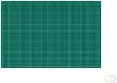 OfficeDeals Snijmat A1 - 90 x 60 cm - Groen