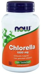 Now Foods Now Chlorella 1000 Mg Trio (3x 120tab)