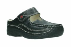 Dames Slippers Wolky 06227-700 Zwart - Maat 37
