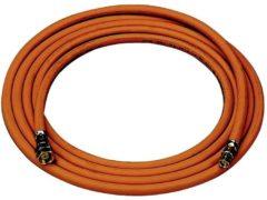 Sievert SIEV gasslang, 3/8L-3/8L vast, le 4m, diam 4mm, slang rubber