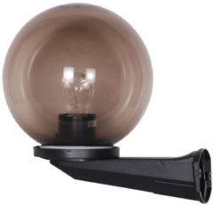 Outlight Globelamp Bolano 30cm. muur Ou. NFB30SM