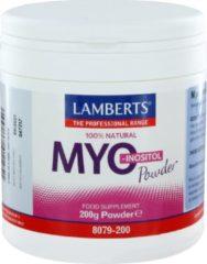 Lamberts Myoinositol Polvo 100 Natural 200g