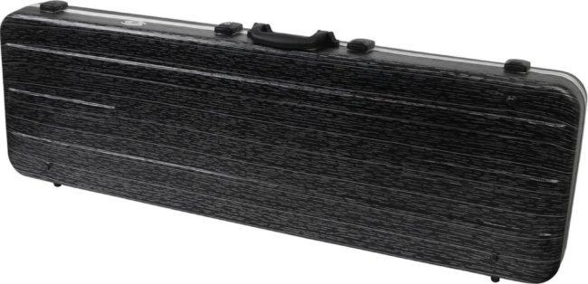 Afbeelding van Deze Fazley BC-500BL is speciaal gemaakt om jouw basgitaar veilig op te bergen en te vervoeren. Veiligheid gaat immers boven alles, zeker als het om jouw geliefde besnaarde vriend gaat. De koffer heeft TSA sluitingen.