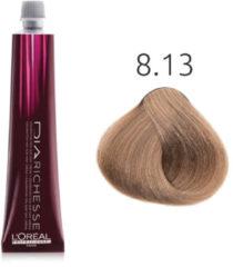 L'Oreal Professionnel L'Oréal - Dia Richesse - 8.13 - 50 ml
