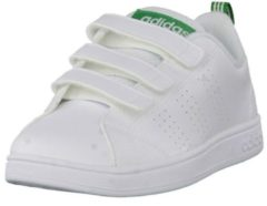 Sneaker VS ADVANTAGE CLEAN CMF AW4881 mit Klettverschluss Adidas Neo ftwr white/ftwr white/green