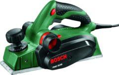 Bosch Home and Garden PHO 3100 Elektrische schaafmachine Incl. koffer Schaafbreedte: 82 mm 750 W Felsdiepte (max.): 9 mm