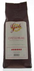Geels Espresso milano donkere bonen 1000 Gram