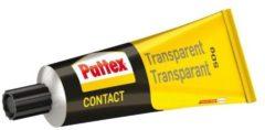 Bruna Contactlijm Pattex transparant tube 50gram op blister