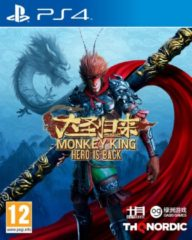 Monkey King - Hero is Back (PlayStation 4)