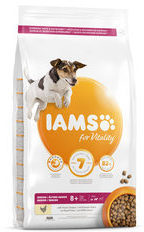 Iams Dog Senior Small - Medium Kip 3 kg