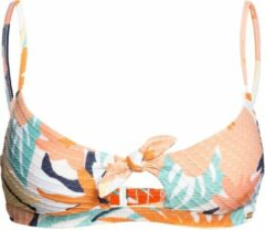 Roxy Swim The Sea Bralette Bikini Top oranje